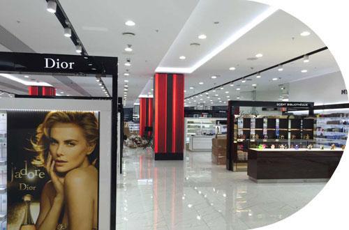 商场LED显示屏