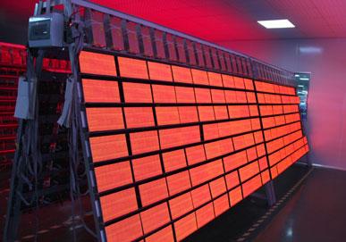 LED模组老化线