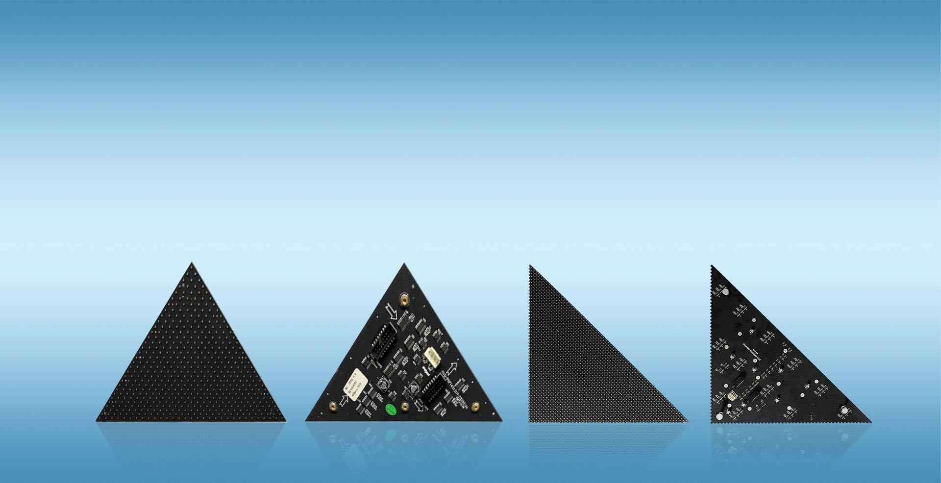 三角板LED显示屏