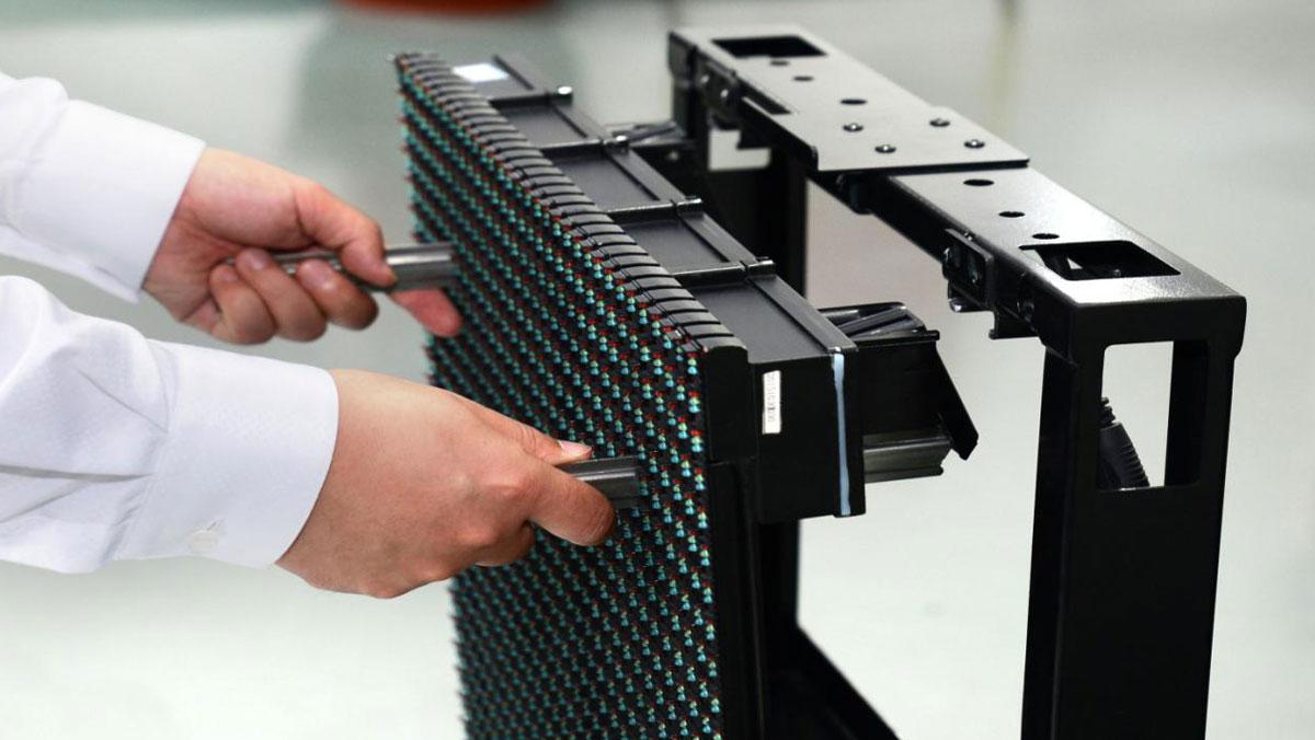 LED显示屏尾货是怎么产生和解决的呢?