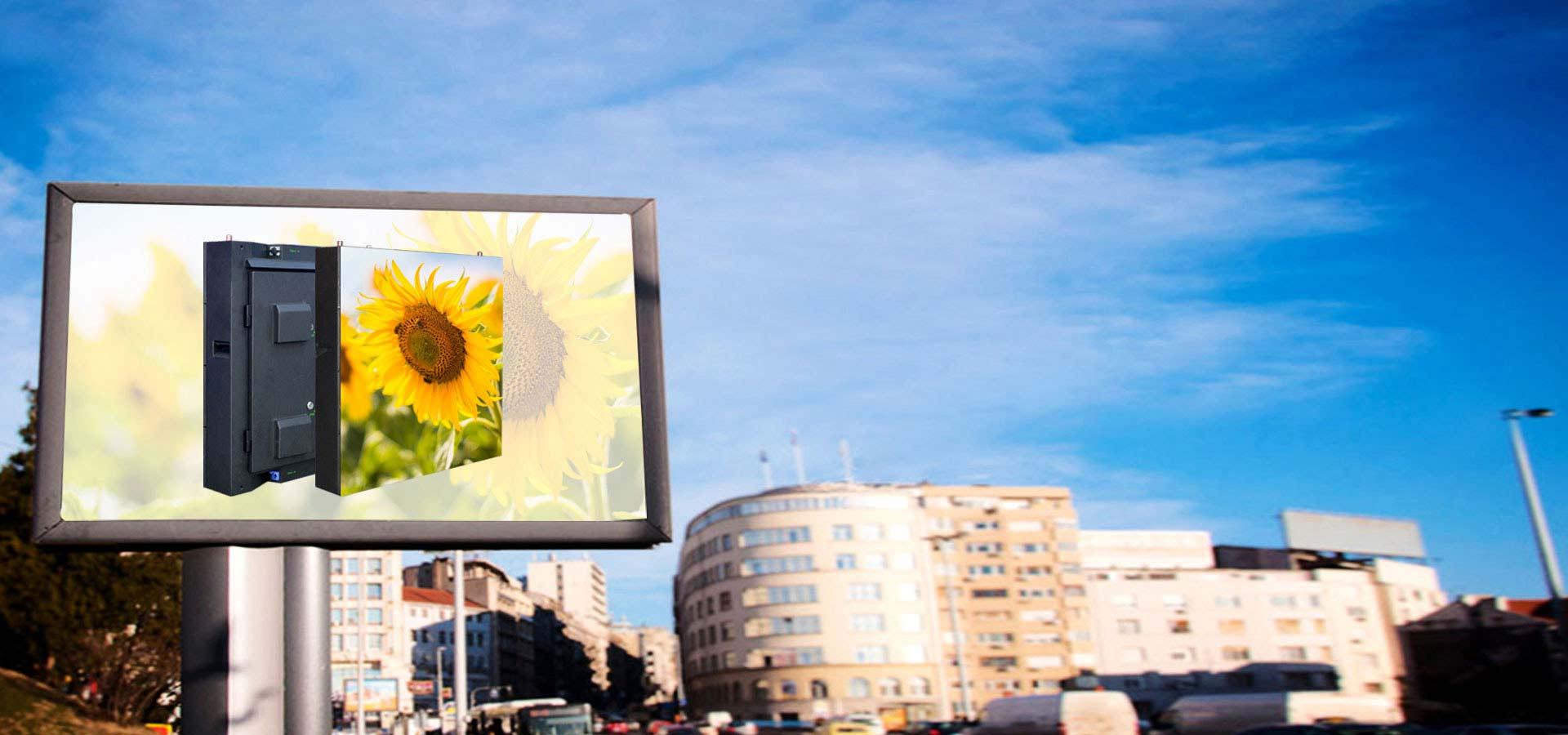 美亚迪介绍户外LED大显示屏有什么特点?