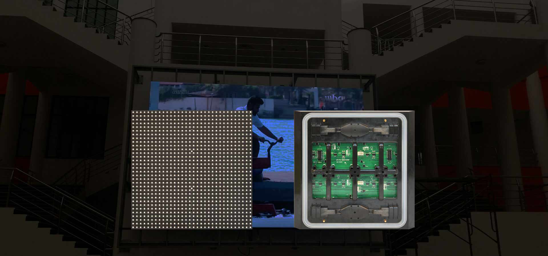 LED显示屏全彩