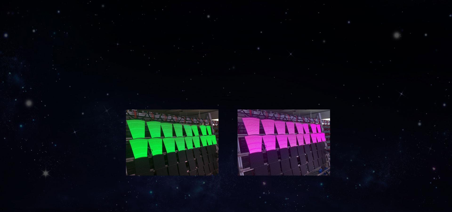 单色LED显示屏户外模组维修方法都有哪些?美亚迪