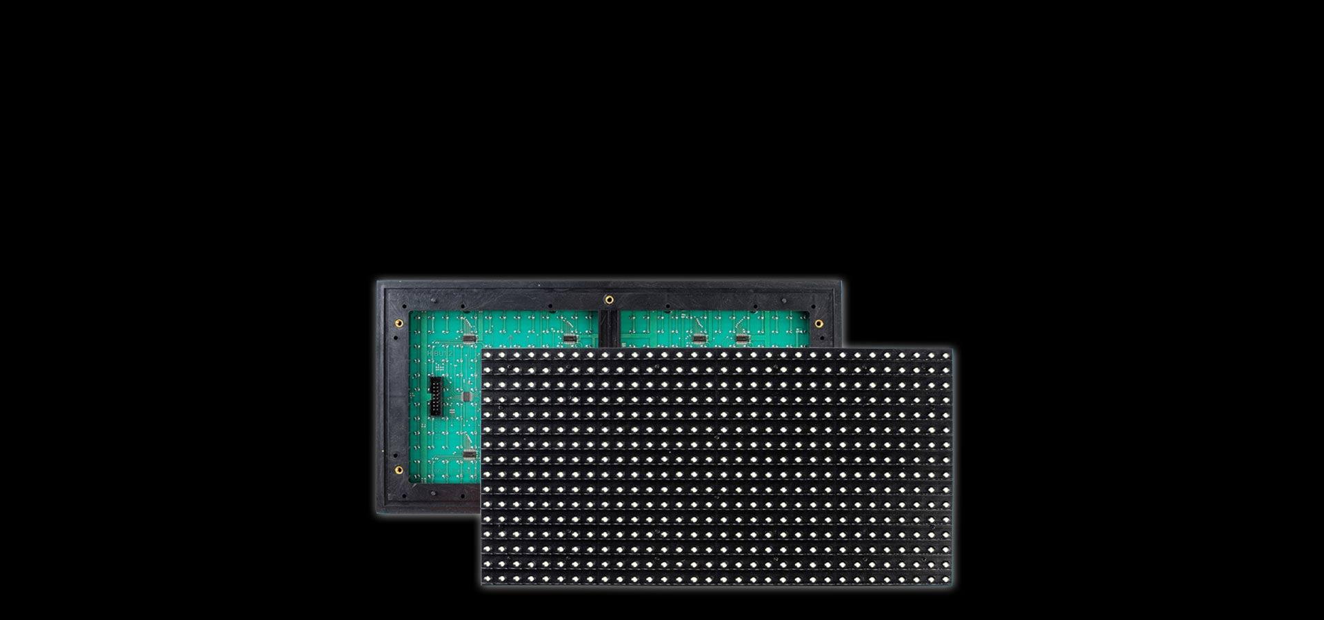 室内P10LED全彩显示屏参数的设置及调试教程是怎么的?