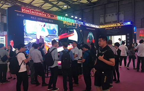 美亚迪上海国际LED展亮点回顾