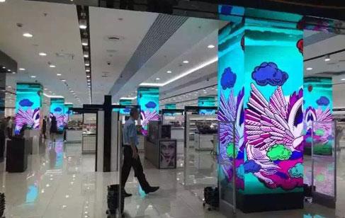 LED显示屏常见安装方式一览