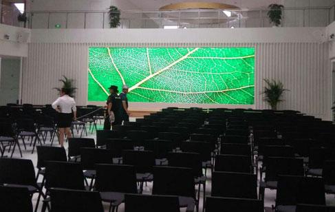 关于全彩LED显示屏设计制作中的注意要点(下)