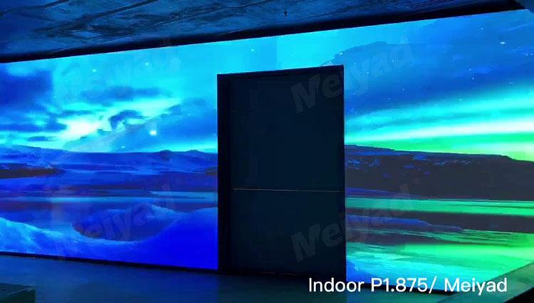 马来西亚P1.875小间距LED显示屏