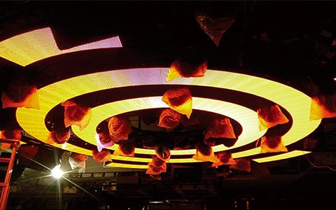 全彩LED显示屏美亚迪刚刚分析如何提升室内全彩LED显示屏品质?