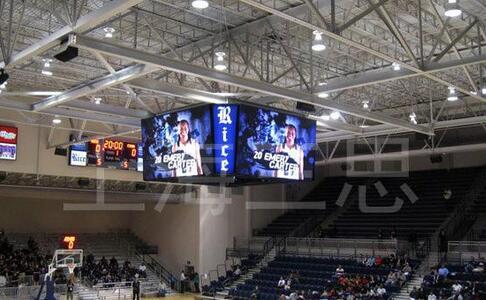 LED彩色显示屏实用于大型体育馆具体功能有哪些?LED显示屏