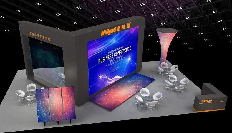 美亚迪软性柔模组产品即将登录东盟博览展会,首发全新LED新技术
