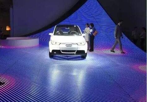全彩互动LED地砖显示屏将如何使用及防护呢?