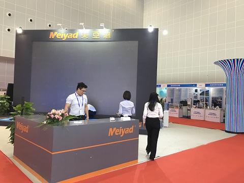 """美亚迪光电LED首次亮相东盟博览会,LED柔性屏""""黑科技""""备受关注"""