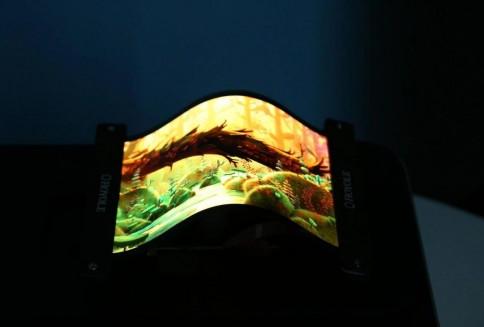 柔性屏LED应用