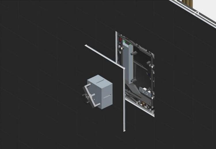 美亚迪美系列LED小间距支持前维护