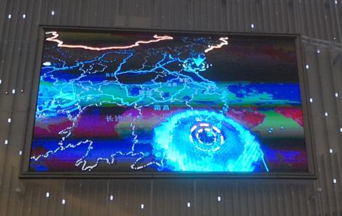 山西运城吾悦广场户内户外LED广告屏大屏幕