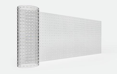 美亚迪震撼新品LED晶膜屏问世