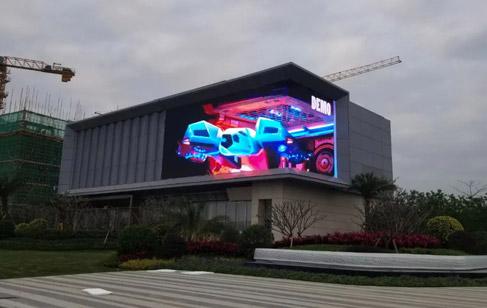 """网红打卡圣地,城市新地标,""""裸眼3D""""LED显示屏"""
