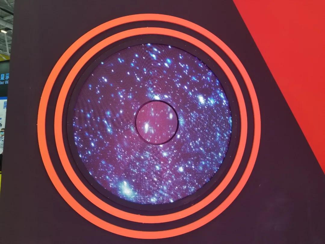 美亚迪LED圆环屏